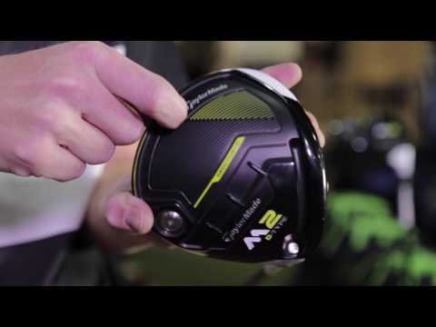 TaylorMade M2 (2017 ) D Type Driver Review