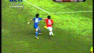 Video Indonesia vs Thailand (3-1 SEA Games 2011 Highlight Babak I) MP3, 3GP, MP4, WEBM, AVI, FLV Oktober 2018