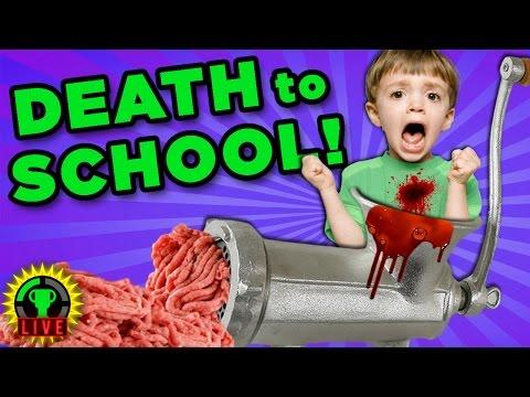 I HATE CHILDREN! | Kindergarten (Part 2) (видео)