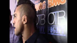 Vitor Belfort fala de luta contra Weidman e outros assuntos