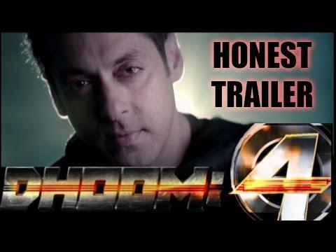 Download Dhoom : 4 (HONEST/Fake/Unofficial) Trailer feat. Salman Khan , Deepika Padukone. HD Mp4 3GP Video and MP3