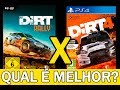 Comparativo: Dirt Rally Vs Dirt4