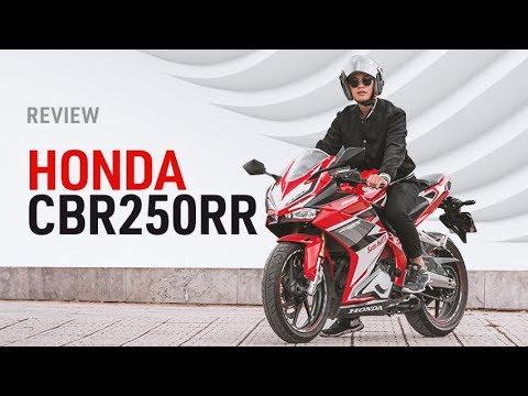 #60: Đánh giá Honda CBR250RR: Xe tốt nhưng chưa hẳn là lựa chọn của số đông - Thời lượng: 8 phút, 47 giây.
