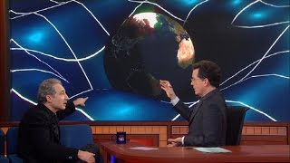 Gravitational Waves Hit The Late Show