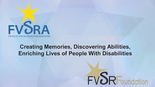 Watch the New FVSRA Video
