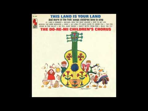 Dondi choir - From the LP This Land is Your Land, released in 1966 (originally released as