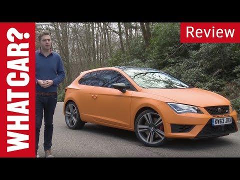 2014 Seat Leon Cupra review