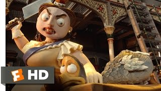 Nonton The Pirates! Band of Misfits (9/10) Movie CLIP - Dodo is Off the Menu (2012) HD Film Subtitle Indonesia Streaming Movie Download