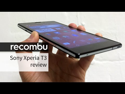 Sony Xperia T3 review