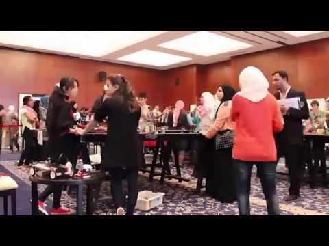 البطولة العربية المفتوحة السابعة للروبوت