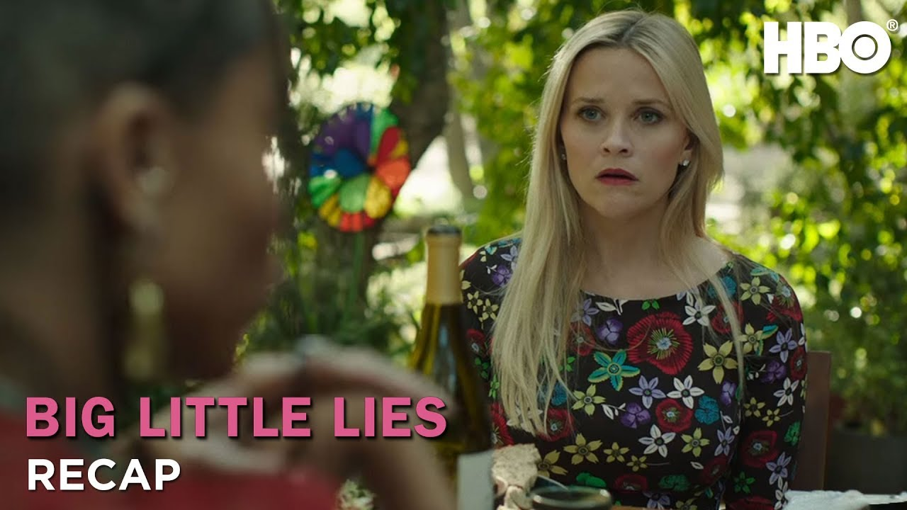 Watch as Things Blow Up in HBO's Dark Comedy 'Big Little Lies' with Reese Witherspoon, Nicole Kidman, Shailene Woodley & More