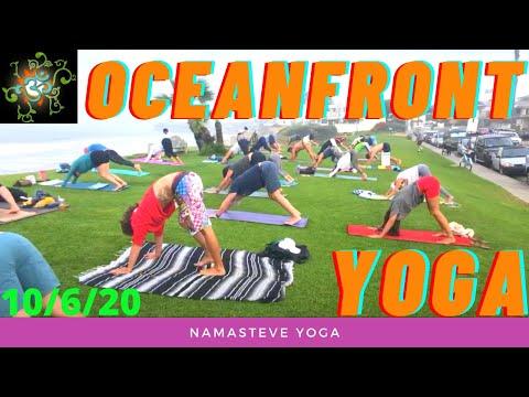 Oceanfront Yoga   Vinyasa 101   Basic Power Yoga   Yoga To The People   Namasteve Yoga