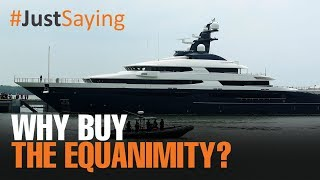 #JUSTSAYING: Why did Genting buy the Equanimity?