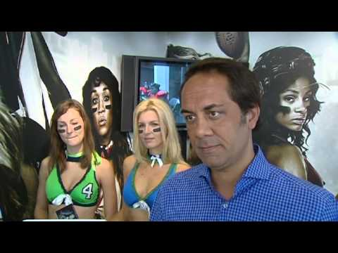 Lingerie Football League, Mitchell MORTAZA