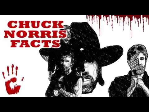 - CHUCK NORRIS FACTS