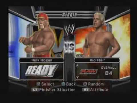 WWE SmackDown! vs. RAW 2006 #1