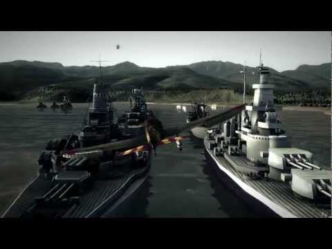 Damage Inc Pacific Squadron WWII Official HD Game Trailer