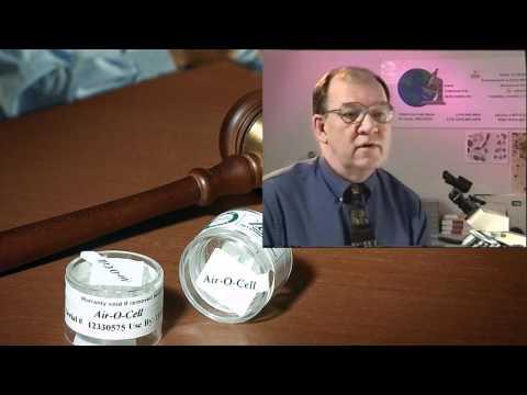 Air-O-Cell® Air Sampling Cassette