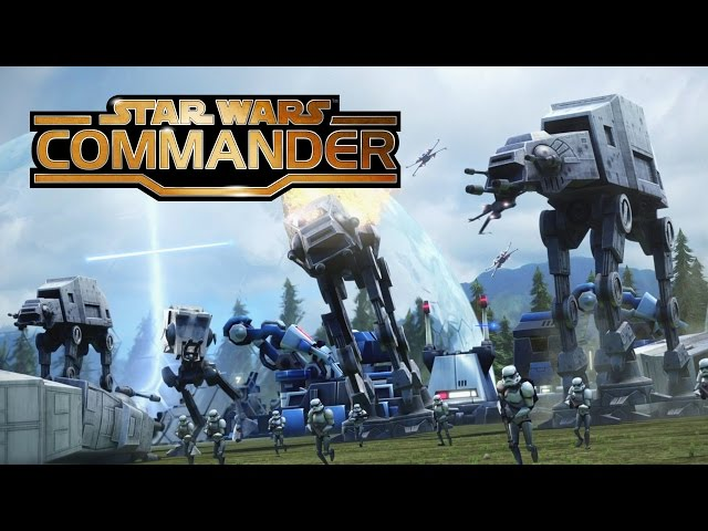 Star Wars: Commander - Trailer