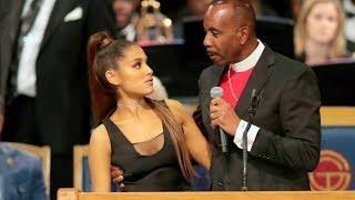 Video Ariana Grande UNCOMFORTABLE/AWKWARD Moments MP3, 3GP, MP4, WEBM, AVI, FLV Agustus 2019
