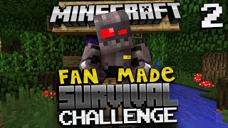 Today we play the Alice In Wonderland challenge, a Minecraft Survival Challenges map that was created by one of you! Submit Maps: maps@graser10.com Willy: ht...
