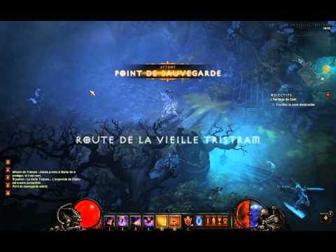 Diablo 3 - Farming ~400-500k or/gold heure/hour - Acte 1