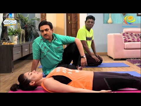 NEW! Ep 2971 - Relaxation With Babita | Taarak Mehta Ka Ooltah Chashmah  | तारक मेहता का उल्टा चश्मा