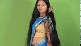 Sensational Long Hair Lady,promo