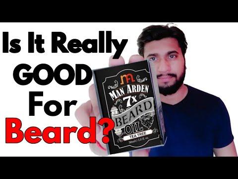 Beard Oil  Man Arden 7X Beard Oil (Review)  Classy Indian