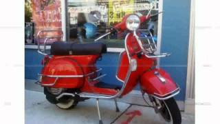 8. 2009 Genuine Scooter Co. Stella 150 Walkaround & Info