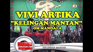 VIVI ARTIKA -  KELINGAN MANTAN  OM MANDALA LIVE IN BARU KLINTHENG WONODADI BLITAR