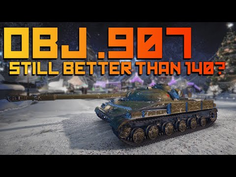 907 still the KING or 140 took the CROWN? | World of Tanks