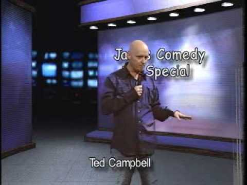Comedy Special - Ted Campbell