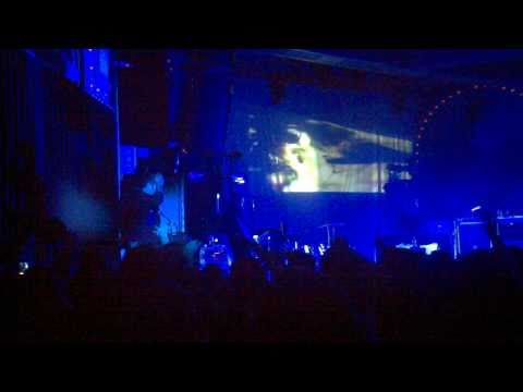Deftones - Passenger - Crystal Ballroom Portland, OR 4-15-11 online metal music video by DEFTONES