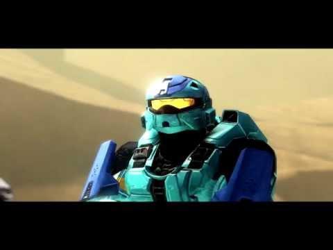 DESERT-ED (Halo 3 Machinima) (видео)