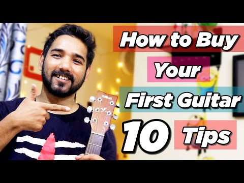 How to Buy Guitar (your First Budget Guitar) by Acoustic Pahadi