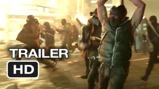 Metallica Through The Never 3D TRAILER 1 (2013) - Metallica Movie HD