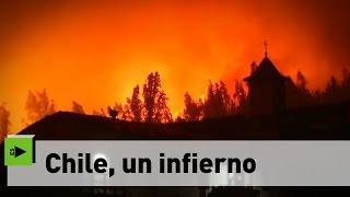 Video La ola de incendios forestales en Chile alcanza dimensiones trágicas MP3, 3GP, MP4, WEBM, AVI, FLV November 2017