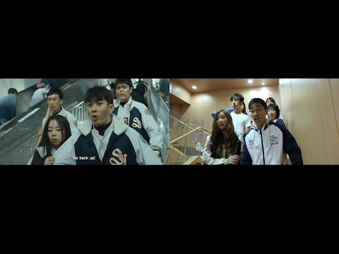 [BTS] TH Train to Busan parody trailer 不專業搞事 屍殺列車 預告製作特輯