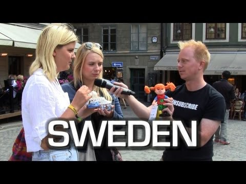 SWEDEN - A visit to Stockholm - Gamla Stan, snus and surströmming! SUBSCRIBE: http://bit.ly/S9N4TS Watch PART 2: http://www.youtube.com/watch?v=cELx3pfWWX4 Stalk Joe ...