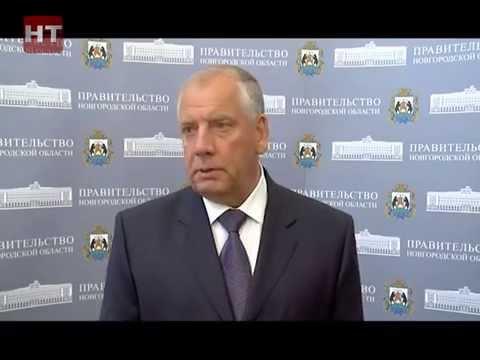 Губернатор Сергей Митин провел сегодня брифинг для новгородских журналистов