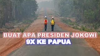 Video BUAT APA 9x PRES JOKOWI KE PAPUA, UNTUNG Direkam! Sekarang Kalian Jadi Tau MP3, 3GP, MP4, WEBM, AVI, FLV Maret 2019