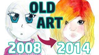 Video REACTING TO MY OLD ART | PART 1 | Middle School MP3, 3GP, MP4, WEBM, AVI, FLV Juli 2019