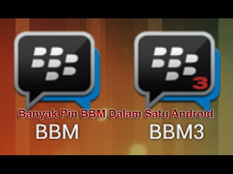 how to know bbm pin on android