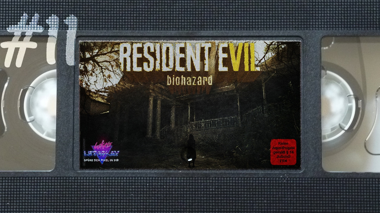 WER HAT DENN SOLCHE GENITALIEN??? | Let's Play Resident Evil 7 #11