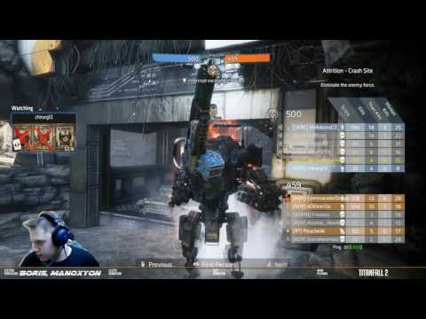 Lets Play TITANFALL 2 MATERIALSCHLACHT