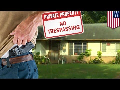 Fous de la gâchette: Un cambrioleur se fait abattre par des voisins très vigilants