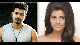 Vijay is a good dancer says Iyshwarya Rajesh