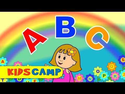 ABC Song - Nursery Rhymes