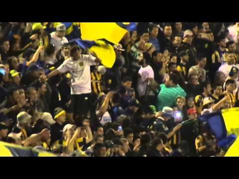 Video - Los Guerreros Entrando En Huracan - Copa Argentina - Rosario Central vs Ferro - Los Guerreros - Rosario Central - Argentina